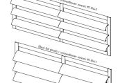 Новинка: Cолнцезащитные ламели в системе Сокол